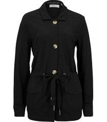 cardigan in jersey maite kelly (nero) - bpc bonprix collection