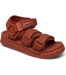 neo bungy shoes summer shoes sandals orange shaka