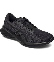 dynablast shoes sport shoes running shoes svart asics