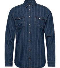 shirt overhemd casual blauw blend