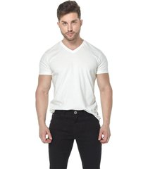 camiseta osmoze 04 gola v 110112772 branco