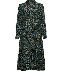 sc-lioba dresses shirt dresses grön soyaconcept