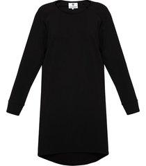 bluza czarna długa