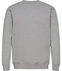 scar sweat-shirt trui grijs minimum