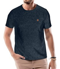 camiseta full print no stress marine - kanui