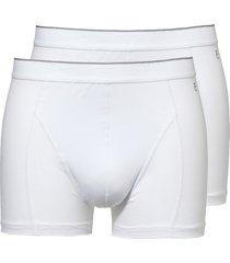 ten cate tender cotton boxershort 2-pak wit