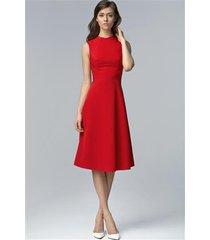 sukienka stella s62 czerwona