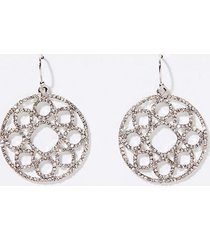 loft filigree drop earrings