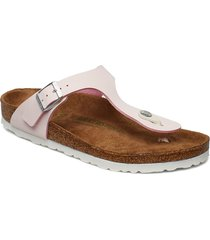 gizeh shoes summer shoes flat sandals rosa birkenstock