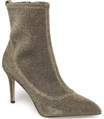 olson shoes boots ankle boots ankle boots with heel beige sam edelman