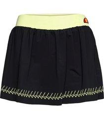 el gelatte skort kort kjol svart ellesse