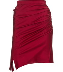 coulisse skirt
