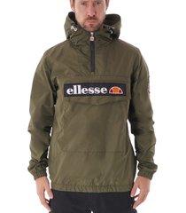 ellesse mont 2 jacket - khaki shs06040