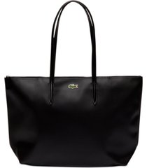 lacoste l.12.12 concept l shopping tote bag
