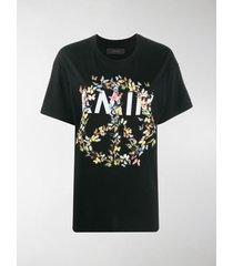 amiri peace and love t-shirt