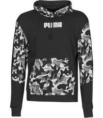 sweater puma camo hoody