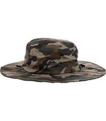 sombrero verde quiksilver bushmaster m hats gra0