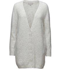 panula cardigan gebreide trui cardigan grijs inwear