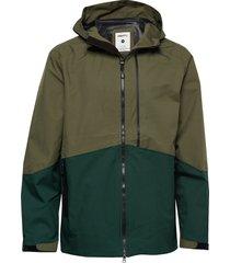 shell jkt m outerwear sport jackets grön craft