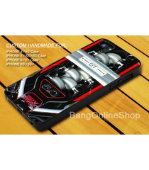 ford mustang gt 5.0 32v tivct engine iphone 7 7+ 6 6s 6+ 6s+ 5 5s 5c 4 4s case