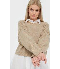 missguided extreme wide sleeve jumper stickade tröjor