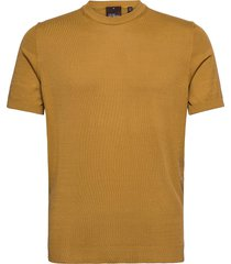 barth roundneck s/s t-shirts short-sleeved gul oscar jacobson