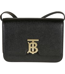 burberry classic flap shoulder bag