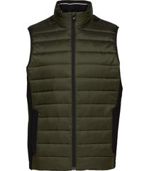 light weight side logo vest vest calvin klein