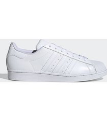 tenis lifestyle blanco adidas originals superstar