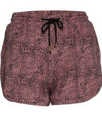 karma shorts green shorts lila underprotection