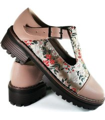 zapato rosa ballerinas mafalda