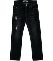 jean negro levis 510