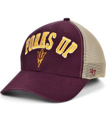 '47 brand arizona state sun devils outland trucker cap