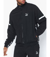puma puma xtg woven jacket tröjor black