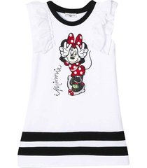 dress with minnie mouse press