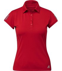 polo shirt korte mouw adidas club 3-stripes poloshirt