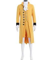 gentleman costume prince outfit 18th century british suit men halloween costume