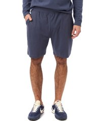 men's recycled heavy-weight cotton lounge shorts
