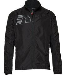 core cross jacket outerwear sport jackets svart newline