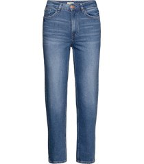 denim trousers nea retro blue raka jeans blå lindex