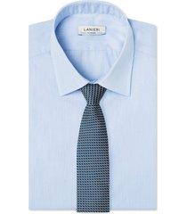 cravatta su misura, lanieri, madrid marrone, quattro stagioni | lanieri