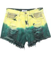 pinko denim shorts