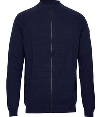race stretchknit jacket sweat-shirt trui blauw sail racing