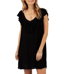 women's rip curl classic surf cover-up dress