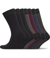 jbs socks bamboo 7 pairs box underwear socks regular socks multi/mönstrad jbs