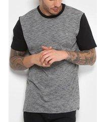 camiseta hurley especial jet masculina