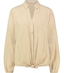 aaiko blouse beige