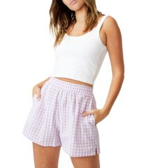 women's sunseeker shorts