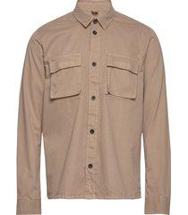 cade shirt överskjorta brun dr. denim