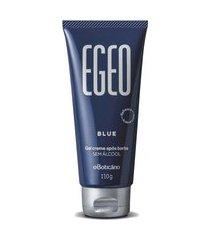 pós barba egeo blue, 110g